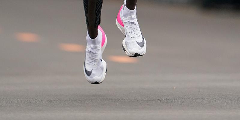 maratona + scarpe